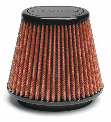Airaid - Airaid 720-500 Performance Replacement Cold Air Intake Filter Red Oiled Filter