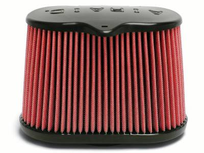 Airaid - Airaid 721-182 Performance Replacement Cold Air Intake Filter Red Dry Filter