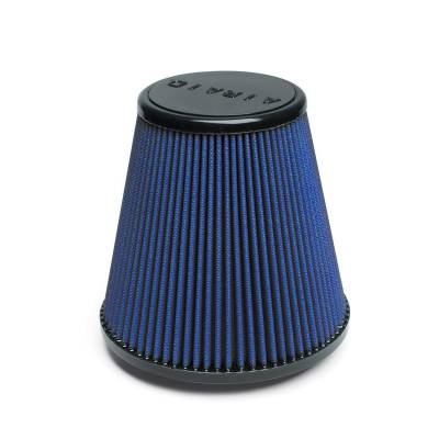 Airaid - Airaid 703-455 Performance Replacement Cold Air Intake Filter Blue Dry Filter