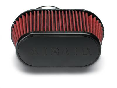 Airaid - Airaid 720-130 Performance Replacement Cold Air Intake Filter Red Oiled Filter