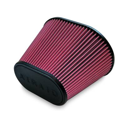 Airaid - Airaid 720-242 Performance Replacement Cold Air Intake Filter Red Oiled Filter