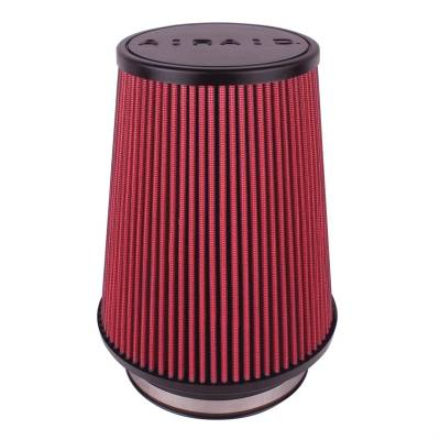 Airaid - Airaid 701-491 Performance Replacement Cold Air Intake Filter Red Dry Filter