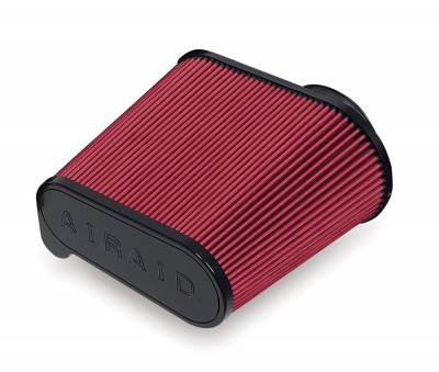Airaid - Airaid 720-477 Performance Replacement Cold Air Intake Filter Red Oiled Filter