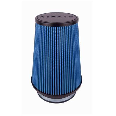 Airaid - Airaid 703-496 Performance Replacement Cold Air Intake Filter Blue Dry Filter