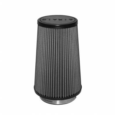 Airaid - Airaid 702-471 Performance Replacement Cold Air Intake Filter Black Dry Filter