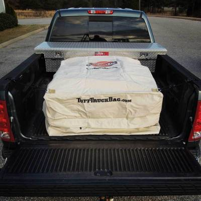 Tuff Truck Bag - Tuff Truck Bag TTB-K Waterproof Truck Bed Cargo Bag Carrier - Khaki