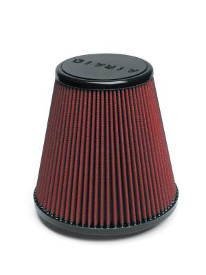 Airaid - Airaid 700-445 Performance Replacement Cold Air Intake Filter Red Oiled Filter