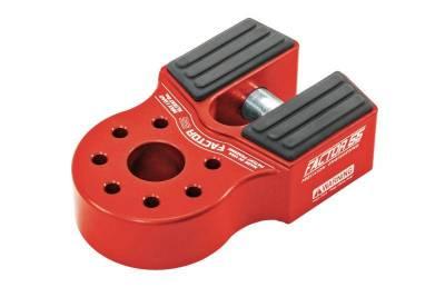 Factor 55 - Factor 55 00050-01 Flatlink Shackle Mount - Red