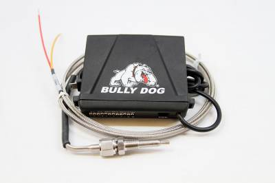 Bully Dog - Bully Dog 40384 Triple Dog GT Gauge Tuner Sensor Docking Station w/ Pyrometer Kit