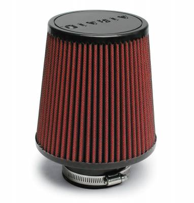 Airaid - Airaid 700-493 Performance Replacement Cold Air Intake Filter Red Oiled Filter