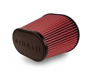 Airaid - Airaid 720-243 Performance Replacement Cold Air Intake Filter Red Oiled Filter
