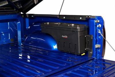 Undercover - Undercover SC100P SWING CASE Bed Side Storage Box, Chevrolet/GMC; Passenger Side