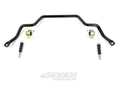 Addco - Addco 708 Front Performance Anti Sway Bar Stabilizer Kit
