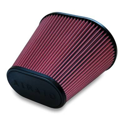 Airaid - Airaid 720-476 Performance Replacement Cold Air Intake Filter Red Oiled Filter