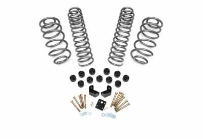"""Rough Country Suspension Systems - Rough Country 647 3.75"""" Suspension/Body Lift Combo Kit"""