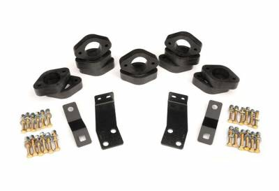 """Rough Country Suspension Systems - Rough Country RC601 1.25"""" Body Lift Kit w/ Automatic Transmission"""