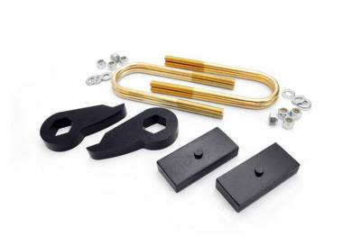 """Rough Country Suspension Systems - Rough Country 474 2.5"""" Suspension Leveling Kit"""
