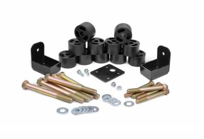 """Rough Country Suspension Systems - Rough Country 1157 1.25"""" Body Lift Kit"""