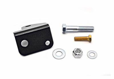 Rough Country Suspension Systems - Rough Country 1108 Steering Stabilizer Relocation Bracke