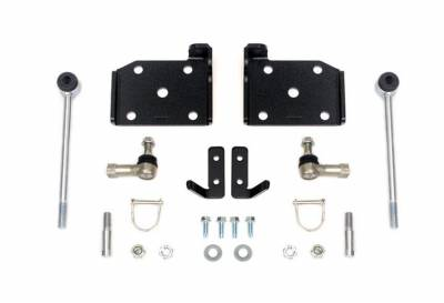 """Rough Country Suspension Systems - Rough Country 1109 Quick Disconnect Front Sway Bar Links w/ 4""""-6"""" Lift Pair"""