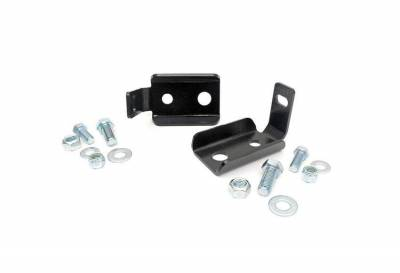 Rough Country Suspension Systems - Rough Country 1020 Front Shock Relocation Brackets