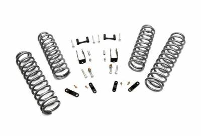 """Rough Country Suspension Systems - Rough Country 624 2.5"""" Suspension Lift Kit"""
