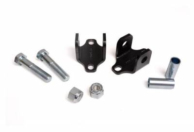 Rough Country Suspension Systems - Rough Country 1088 Front Shock Lower Bar Pin Eliminator Kit