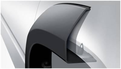Bushwacker - Bushwacker 20902-01 Extend-a-Fender Front/Rear Fender Flares-Black