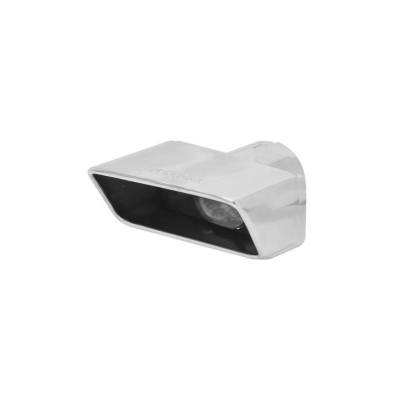 Flowmaster - Flowmaster 15393 Exhaust Pipe Tip Rectangle Polished Stainless Steel