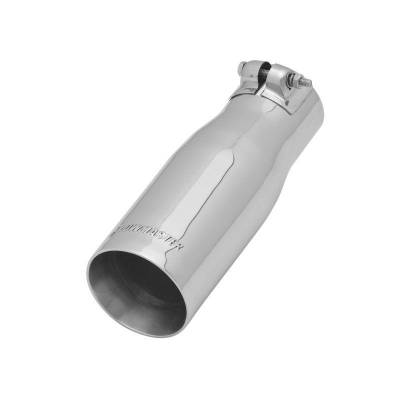 Flowmaster - Flowmaster 15375 Exhaust Pipe Tip Straight Polished Stainless Steel