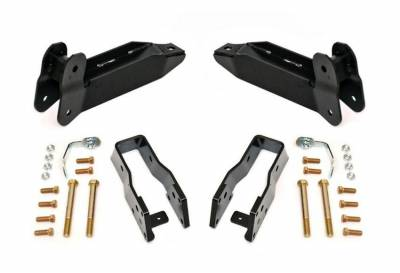 """Rough Country Suspension Systems - Rough Country 342 Control Arm Drop Bracket Kit fits 5"""" Lifts"""