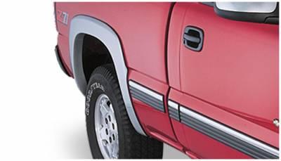 Bushwacker - Bushwacker 40034-02 OE-Style Rear Fender Flares-Black