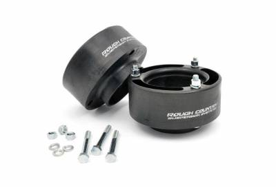"""Rough Country Suspension Systems - Rough Country 374 2.5"""" Suspension Leveling Kit"""