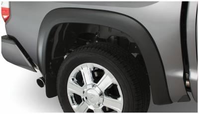 Bushwacker - Bushwacker 30038-02 OE-Style Rear Fender Flares-Black
