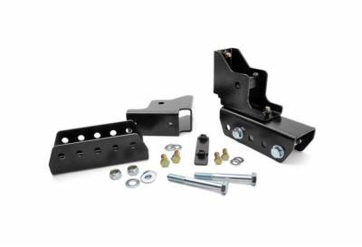Rough Country Suspension Systems - Rough Country 1117 Rear Leaf Spring Shackle Relocation Kit