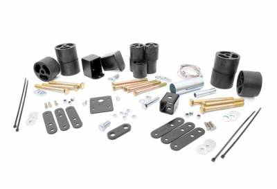 """Rough Country Suspension Systems - Rough Country RC605 2.0"""" Body Lift Kit w/ Automatic Transmission"""