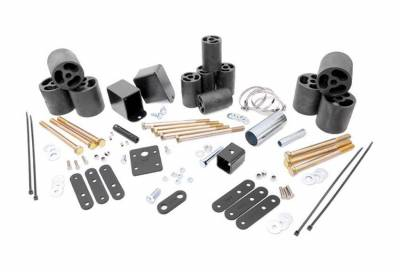 """Rough Country Suspension Systems - Rough Country RC606 3.0"""" Body Lift Kit w/ Automatic Transmission"""