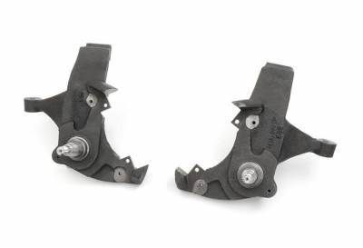 """Rough Country Suspension Systems - Rough Country 7500 4.0"""" Lift Steering Knuckles"""