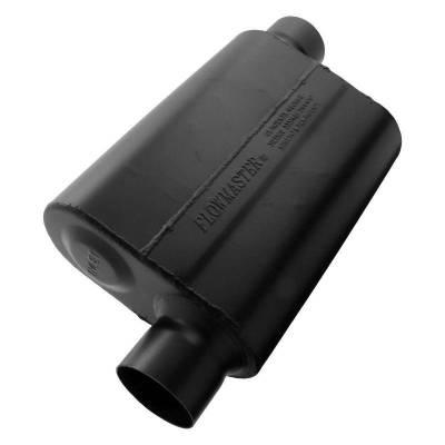 Flowmaster - Flowmaster 943048 Super 44 Series Muffler, Offset/Offset; Aluminized