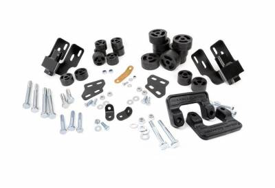 """Rough Country Suspension Systems - Rough Country 204 3.25"""" Suspension Leveling/Body Lift Kit"""