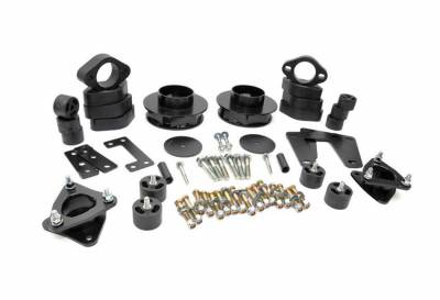 """Rough Country Suspension Systems - Rough Country 352 3.75"""" Suspension/Body Lift Combo Kit"""