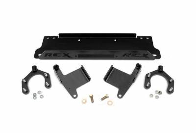Rough Country Suspension Systems - Rough Country 1162 Factory Bumper Winch Mounting Plate