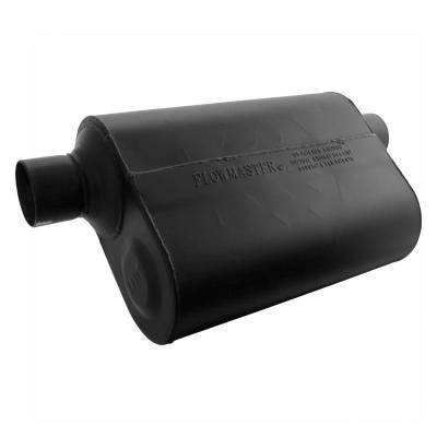 Flowmaster - Flowmaster 952549 Super 40 Series Muffler, Offset/Same Side; Aluminized