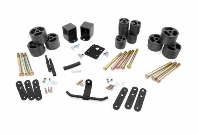"""Rough Country Suspension Systems - Rough Country RC610 2.0"""" Body Lift Kit"""