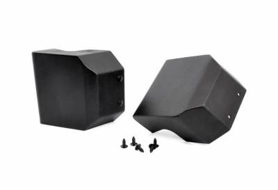 Rough Country Suspension Systems - Rough Country 1047 Front Bumper End Caps