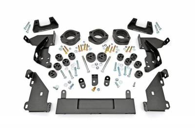 """Rough Country Suspension Systems - Rough Country 213 3.25"""" Suspension Leveling/Body Lift Kit"""