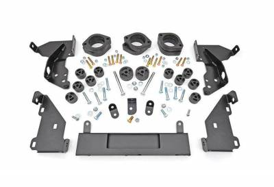 """Rough Country Suspension Systems - Rough Country RC714 1.25"""" Body Lift Kit"""