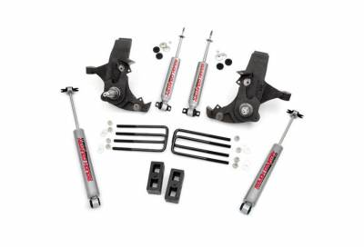 """Rough Country Suspension Systems - Rough Country 231N2 4.0"""" Suspension Lift Kit"""