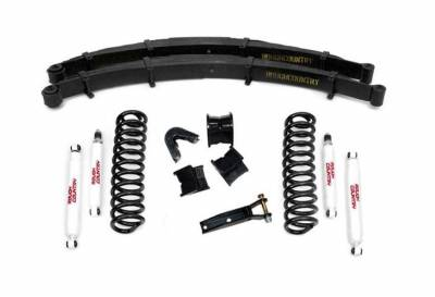 """Rough Country Suspension Systems - Rough Country 500-77-79.20 4.0"""" Suspension Lift Kit"""