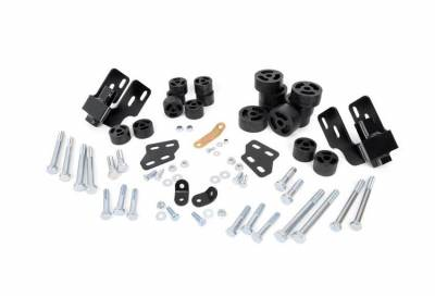 """Rough Country Suspension Systems - Rough Country RC701 1.25"""" Body Lift Kit"""